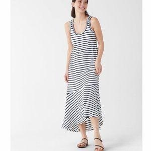 Splendid Stripe Hi/Lo Knit Maxi - Sz M